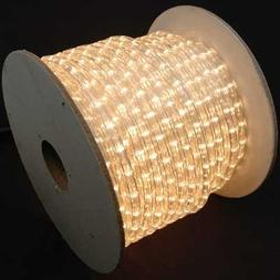 1/2 inch 150-Foot Reel of Clear Incandescent Rope Light