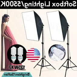 1350W Photography Studio Softbox Continuous Lighting Soft Bo