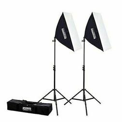 "Fovitec - 1x 20""x28"" EZ Setup Softbox Studio Video Photograp"