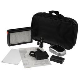 Fotodiox Pro LED 209AS, Video LED Light Kit, with Dimmable S