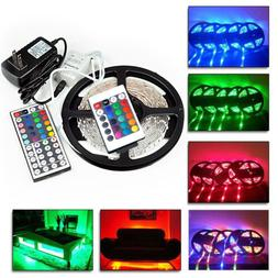 20M 15M 10M 5M 3528SMD LED RGB Color Change Strip Light Kit