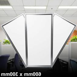 2x 600x300mm LED Panel Ceiling Light Recessed Wall Lamp Kit