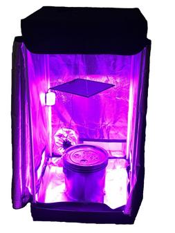 4 Site Hydroponic System Grow Room - Complete Grow Tent Kit