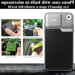 Ulanzi 400X Microscope Phone Case for iphone 11 Pro max Buli