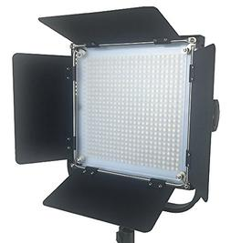 Fancierstudio 576 LED Light Panel LED Video Light Photograph