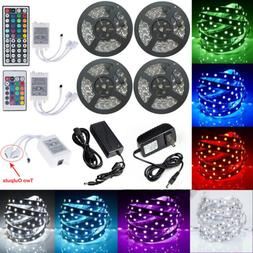 5M 10M 15M 20M LED RGB Color Change Flexible Strip Light Kit