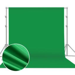 6.6 *10FT Green Screen Backdrop Photography Background for S