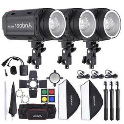 Andoer MD-300 900W Photography Studio Strobe Flash Speedlite