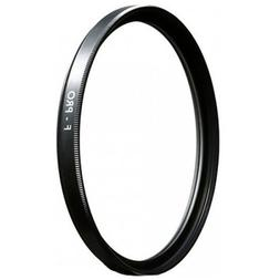 B+W 58mm Clear UV Haze with Multi-Resistant Coating