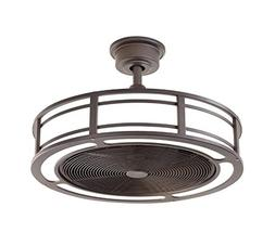 Brette Indoor/Outdoor Ceiling Fan with Two 23W LED Light Str