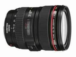 Canon EF 24-105mm f/4 L IS USM Lens for Canon EOS SLR Camera