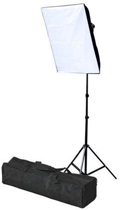 Fancierstudio 1000 watt softbox lighting kit softbox light k