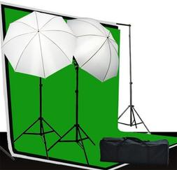 Fancierstudio Video and Photography Lighting Kit - 3 Muslin
