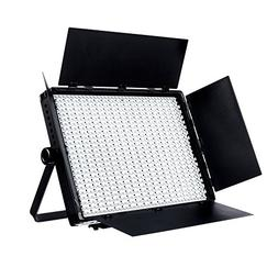 Fovitec - 1x Daylight 1200 XD LED Panel w/Barndoor, Filters