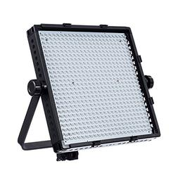 Fovitec  StudioPRO - 1x Bi Color 600 LED Panel -