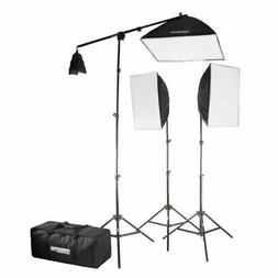 Fovitec StudioPRO 2000 Watt Photography Continuous Photo Vid