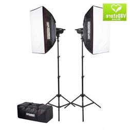 Fovitec StudioPRO 400 Watt Monolight Strobe Flash Photograph