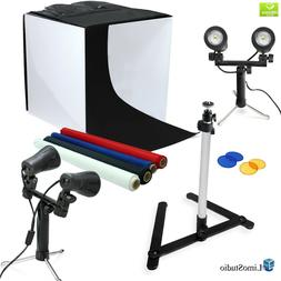"LimoStudio 24"" Table Top Photography Studio Light Tent Kit i"