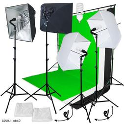 Linco Studio Lighting Light Video Photo Softbox Photography