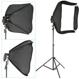 Neewer Professional Protable Off-Camera Flash Softbox & Stan