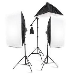 StudioFX 2400 Watt Large Photography Softbox Continuous Phot
