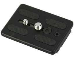 WF717 replacement quick release plate for fluid tripod head