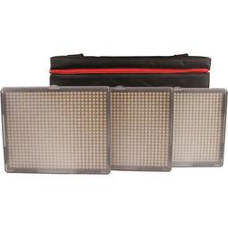 Aputure Amaran LED Video Camera Light set HR672KIT led photo