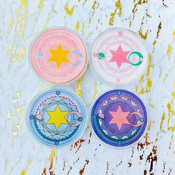 AR01-04 Girls Cute Unicorn Contact Lens Case Set Travel Cont