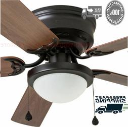 Armitage 52-in Brushed Nickel Indoor Ceiling Fan with Light