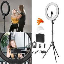 Camera Photo Continuous Output Lighting Video Kit: RL-18 55W