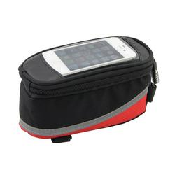 New Cycling Bike Bicycle Waterproof Frame Pannier Front Tube