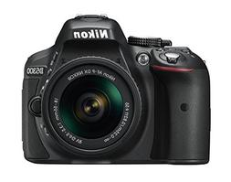 Nikon D5300 DSLR Camera with AF-P DX NIKKOR 18-55mm f/3.5-5.