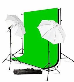 ePhotoInc Photography Studio Lighting kit Video Photo Portra