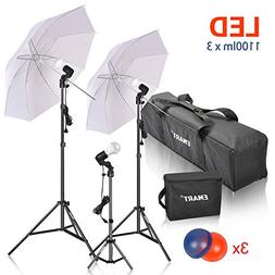 Emart Photography Lighting Studio Photo Light Video Portrait