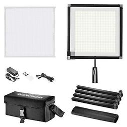 Neewer Foldable 256 LED Lighting Panel on Frabic, with 2.4G