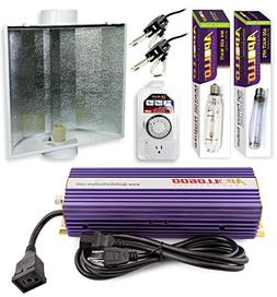 Apollo Horticulture GLK600LS24 600 Watt Grow Light Digital D