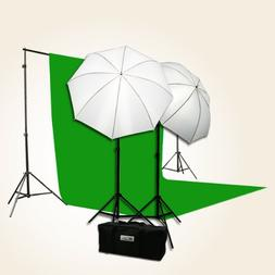 ePhoto H69G Digital Photo Studio Video Lighting Kit Chromake