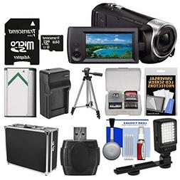 Sony Handycam HDR-CX405 1080p HD Video Camera Camcorder with
