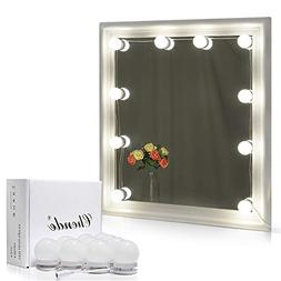 hollywood vanity mirror lights kit