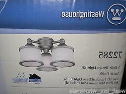 Westinghouse Indoor Outdoor Agate Finish Ceiling Fan Light B