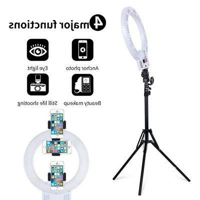 """12""""LED SMD Ring Kit With Bi-color Phone"""