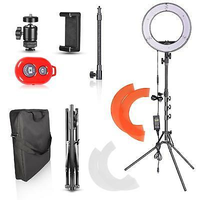 14 inch photo studio led ring light