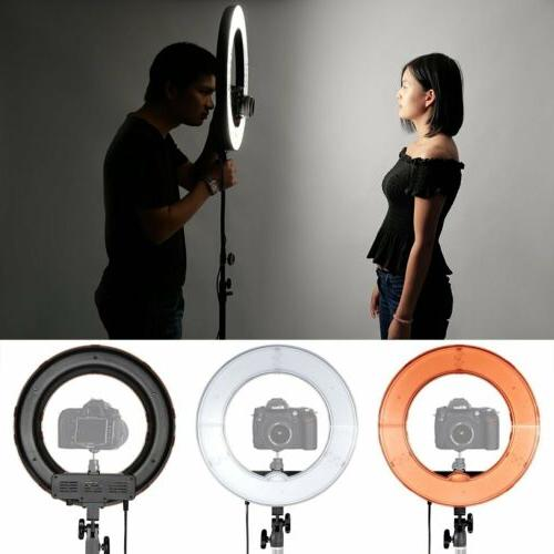 ULTIMAXX Dimmable Ring Light 240 SMD 5600K And