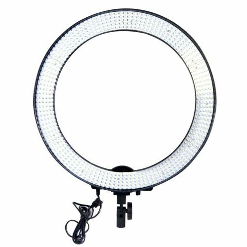 ULTIMAXX Ring Light 240 SMD 5600K with And
