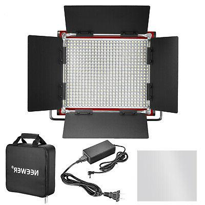 Neewer Dimmable 660 LED Light with