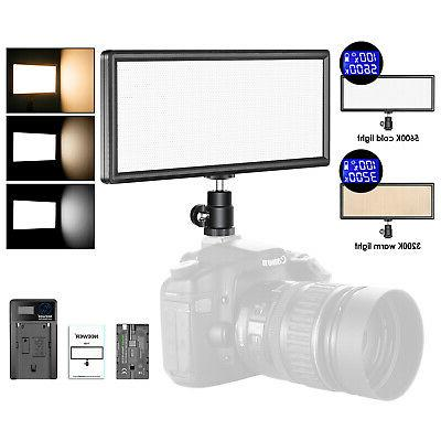 Neewer Super Bi-Color Dimmable LED Kit