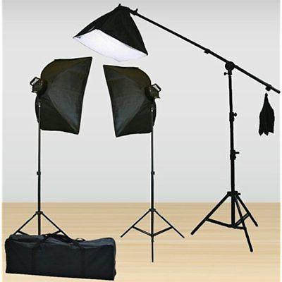 Fancierstudio Watt Softbox Video Kit Carrying