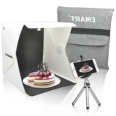Emart 40 LED Foldable & Portable Photo Lighting Studio Shoot