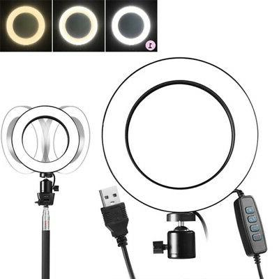 """6"""" Ring Kit Stand for Camera"""