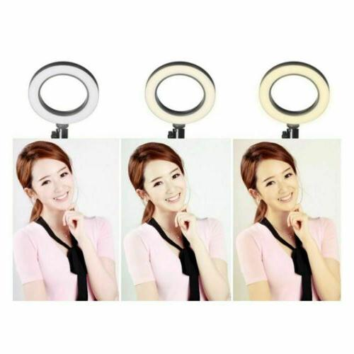 """6"""" 5500K Ring with Stand Camera"""